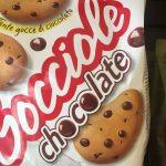 Gocciole chocolate